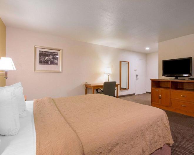 Quality Inn - Santa Cruz - Bedroom