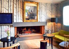Mercure Carcassonne La Cite Hotel - Каркассонне - Ресторан