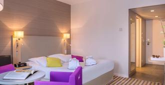 Mercure Carcassonne La Cite Hotel - Carcassonne - Bedroom