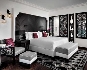 Fairmont Fujairah Beach Resort - Dibba Al-Fujairah - Schlafzimmer