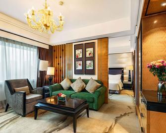 Crowne Plaza Chengdu City Center, An IHG Hotel - Chengdu - Sala de estar