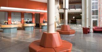 Mövenpick Hotel Münster - מינסטר - לובי
