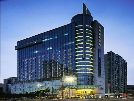 Rainbird International Hotel - Τσενγκντού - Κτίριο