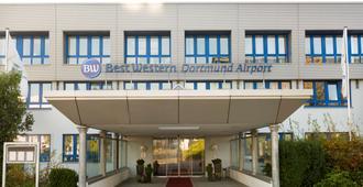 โรงแรมเบสท์เวสเทิร์น สนามบินดอร์ทมุนด์ - ดอร์ทมุส