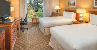 Hilton Seattle Airport & Conference Center - SeaTac - Bedroom