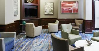 Club Quarters Hotel in Boston - Boston - Lounge