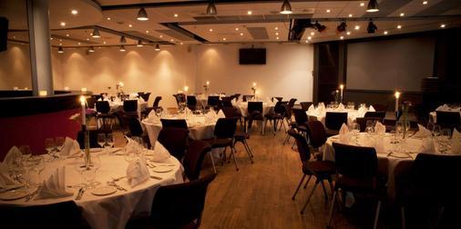 Thon Hotel Ullevaal Stadion - Oslo - Sala de banquetes