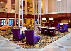 Stamford Marriott Hotel and Spa - Stamford - Ravintola