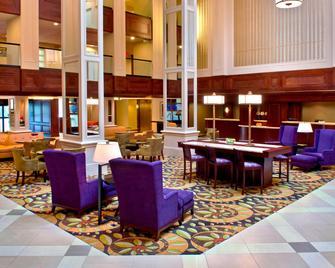 Stamford Marriott Hotel and Spa - Stamford - Restaurant