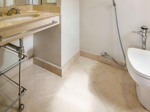 Pergamon Hotel Frei Caneca - Managed by AccorHotels - Sao Paulo - Bathroom