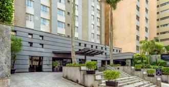 Pergamon Hotel Frei Caneca - Managed by AccorHotels - Sao Paulo - Building