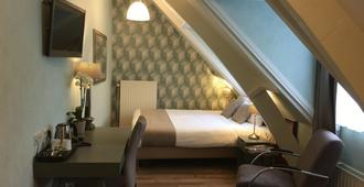 Hotel Johannes Vermeer - Delft - Schlafzimmer