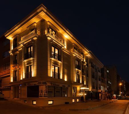 Primero Hotel - Istanbul - Building