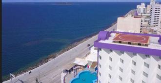 Hotel Lois Veracruz - Veracruz - Vastaanotto