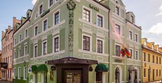 National Hotel - Klaipėda - Edificio