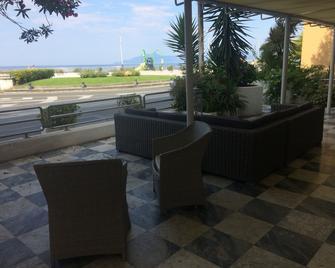 Hotel Giardino al Mare - Sestri Levante - Patio