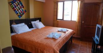Wasi Away Hostel - Ollantaytambo - Bedroom