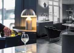 Mercure Nancy Centre Place Stanislas Hotel - Nancy - Lounge