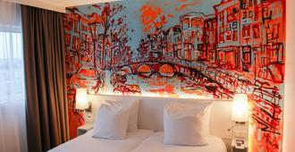 Westcord Art Hotel Amsterdam 3 - אמסטרדם - חדר שינה