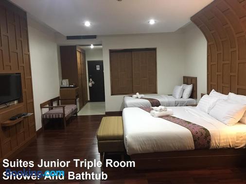 Taman Spa Resort - Phitsanulok - Bathroom