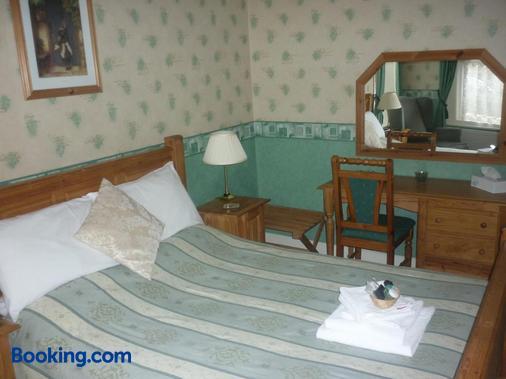 阿士伍德山莊 B&B 酒店 - 托奇 - 托基 - 臥室