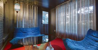 Hotel Saint Cecilia - אוסטין - סלון
