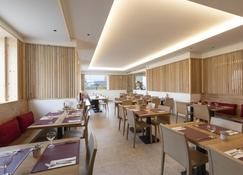 Hotel Sonne St. Moritz - Sankt Moritz - Restaurante