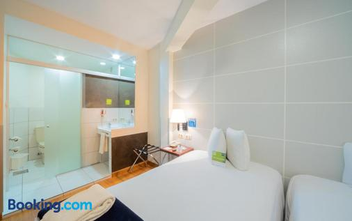 Hotel LP Columbus - Λα Παζ - Μπάνιο