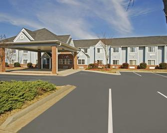 Americas Best Value Inn & Suites Mcdonough - McDonough - Building