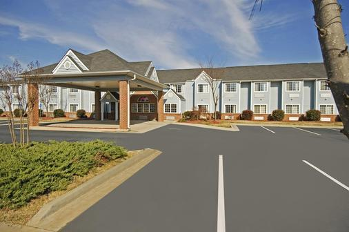 Americas Best Value Inn & Suites Mcdonough - McDonough - Building