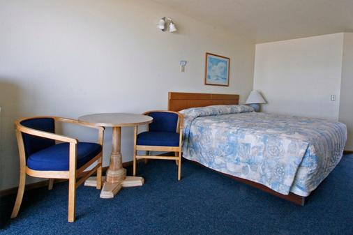 Sandcastle Beachfront Motel - Lincoln City - Makuuhuone