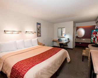 Red Roof Inn Buffalo - Hamburg/ I-90 - Hamburg - Bedroom