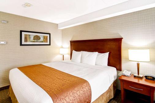 Quality Inn - Kitchener - Bedroom
