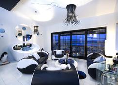 Hotel Rangá - Hella - Living room