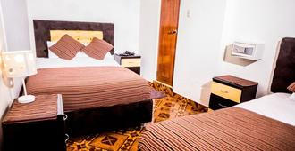 Hospedaje Chakana Machupicchu - Machu Picchu - Bedroom