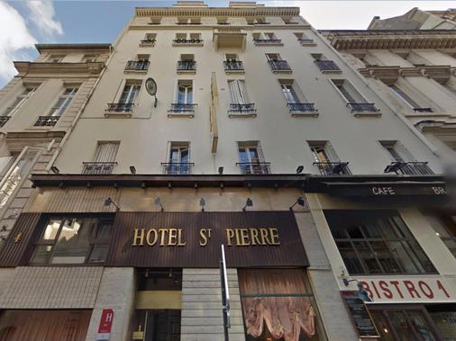 聖皮埃爾酒店 - 巴黎 - 巴黎 - 建築