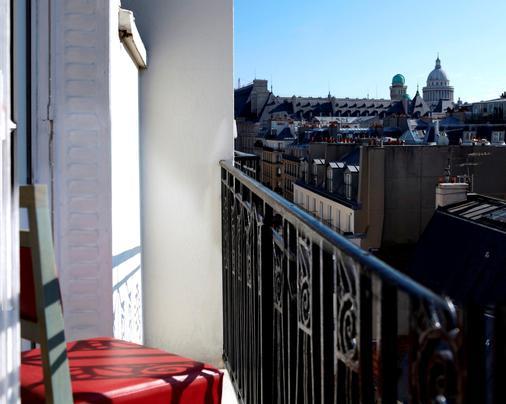 聖皮埃爾酒店 - 巴黎 - 巴黎 - 陽台