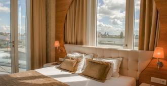 市中心大酒店 - 阿姆斯特丹 - 阿姆斯特丹 - 臥室