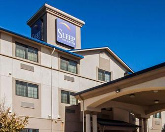 Sleep Inn And Suites Shamrock - Shamrock - Gebäude