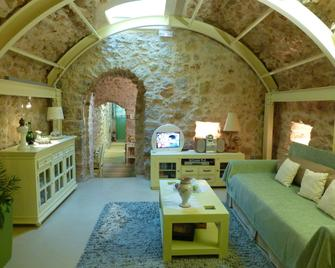 St. George Sykoussis Traditional Residence - Chios - Wohnzimmer