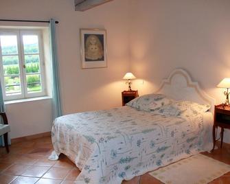 Domaine de Cordis Chambres d'hôtes - Grignan - Bedroom