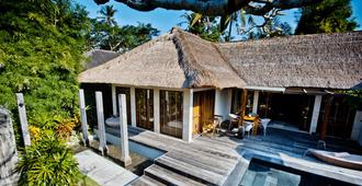 Jamahal Private Resort & Spa - South Kuta - Rakennus