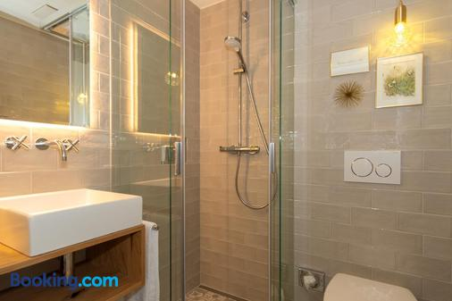 Hotel Edelweiss - Davos - Phòng tắm