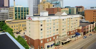 Hilton Garden Inn Rochester Downtown - Rochester - Outdoor view