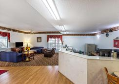 Econo Lodge Inn and Suites - Albany - Σαλόνι ξενοδοχείου
