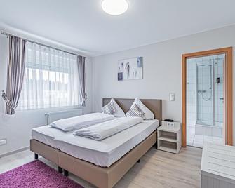 Hotel Tannenblick - Bad Vilbel - Спальня