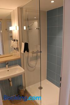 Ibb Blue Hotel Paderborn - Paderborn - Bathroom