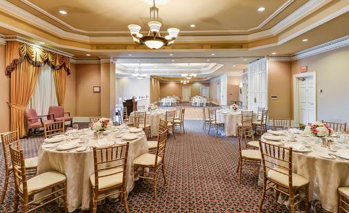 Queens Landing - Niagara-on-the-Lake - Banquet hall
