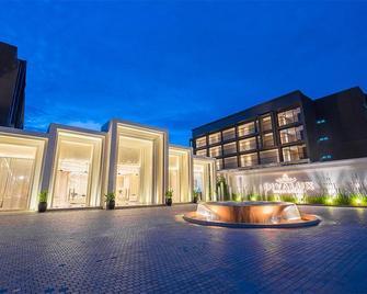 Divalux Resort & Spa Bangkok, Suvarnabhumi - Bang Phli - Gebäude