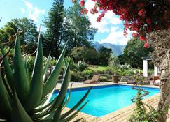 Marula Lodge Guesthouse - Swellendam - Pool